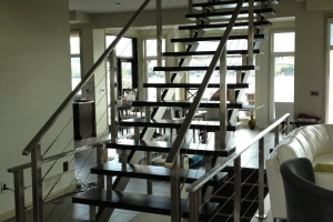 Stainless Staircase