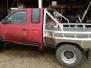Aluminum Truck Deck