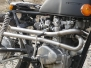 CB500 Exhaust