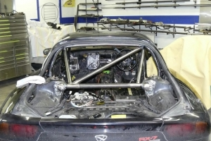 RX7 FD Roll Cage